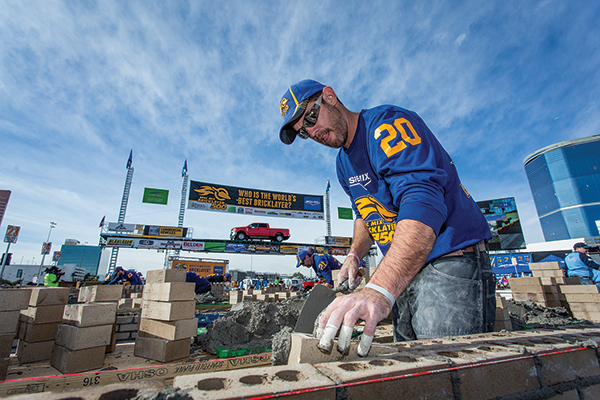 Serie Regional SPEC MIX BRICKLAYER 500 2017